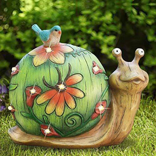 outdoor figurines decor